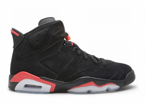 Air Jordan 6 Retro Infrared Black 2010